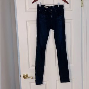"""AG Super Skinny """"The Legging""""- sz 27R"""